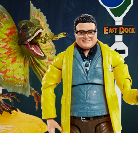 Jurassic Park Amber Collection