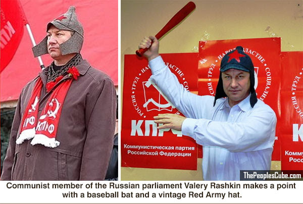 Rashkin - Red Army hat