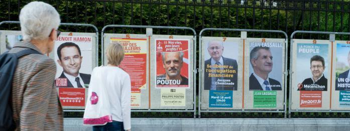 """les Français très indécis, Arthaud bientôt de retour """"au boulot"""", Dupont-Aignan veut un vote """"par amour""""..."""