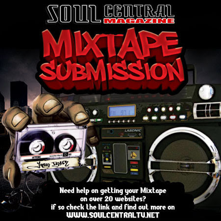 SOUL CENTRAL mixtape Submission