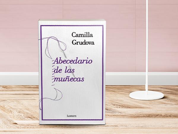 Libro Abecedario de las muñecas de Camila Grudova