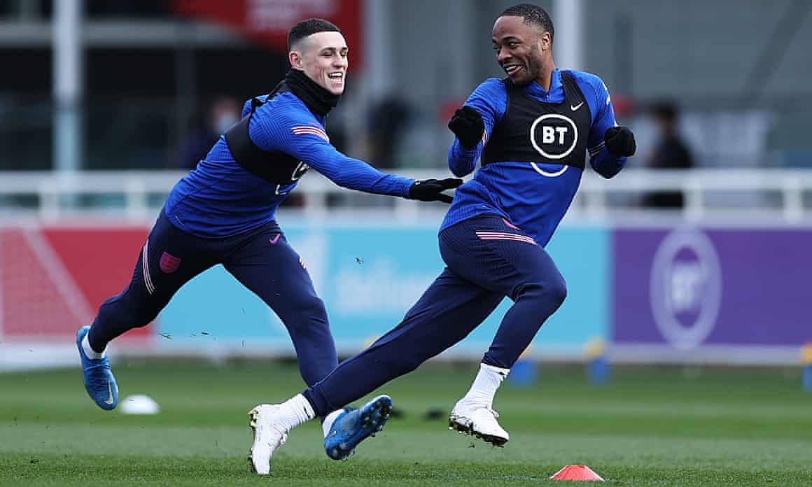 Some England training entertainment, at the very least.