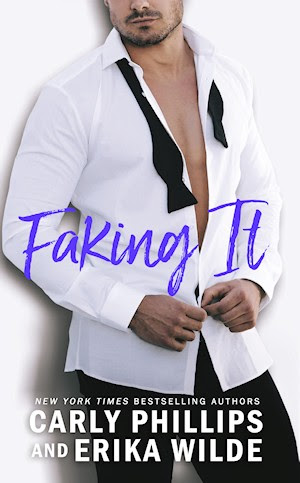 [cover: Faking It]