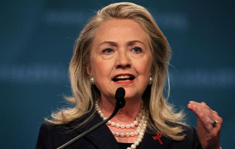 What is it that Hillary Says is the Most 'Consequential' Challenge Facing America?