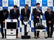 La organización prevé emplear robots para, por ejemplo, guiar a los visitantes en el transporte público de Tokio.