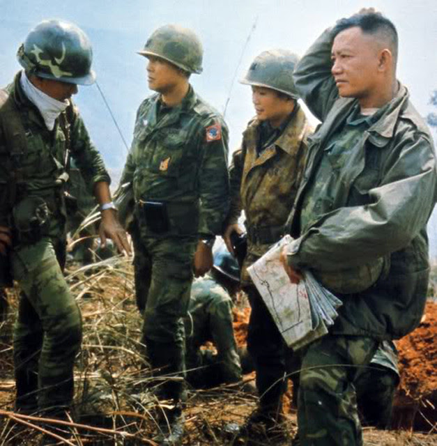 Image result for tướng chiến dịch lam sơn 719