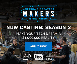 America's Greatest Makers - Now Casting Season 2
