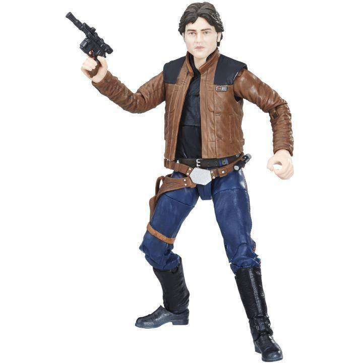 "Image of Star Wars: The Black Series 6"" Wave 16 - Han Solo"