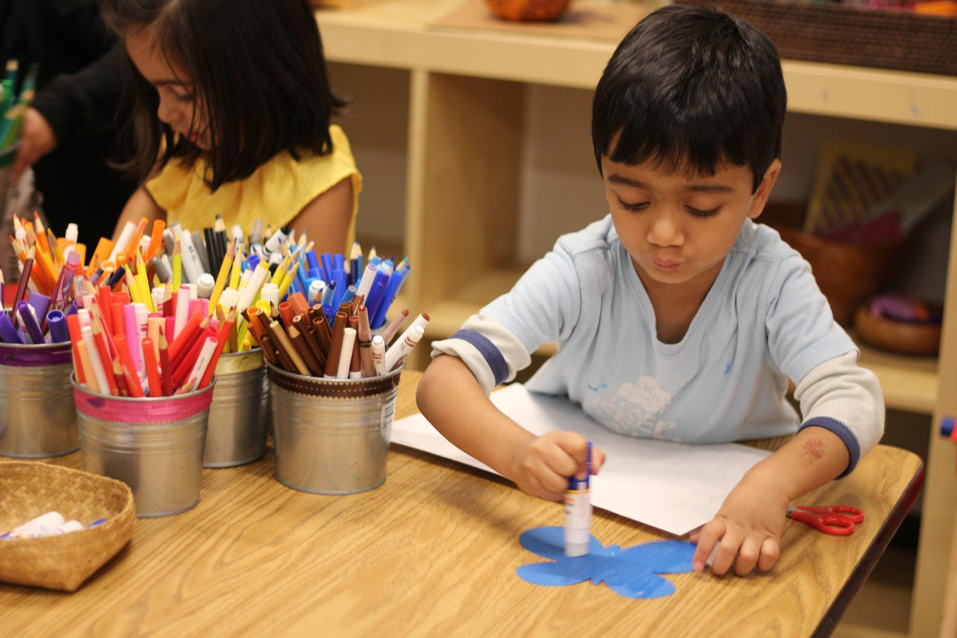 Art in Preschool & Pre-K