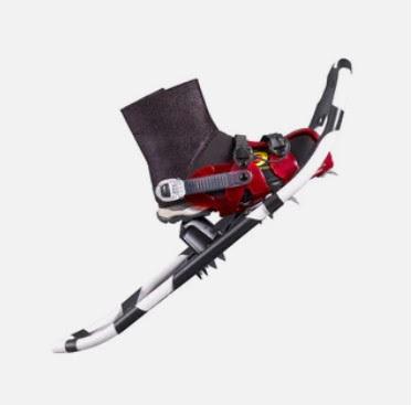 Snowshoe Heel Lifts