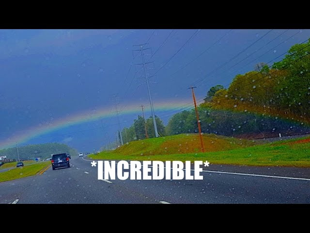 """RARE Moment"" caught on video! 