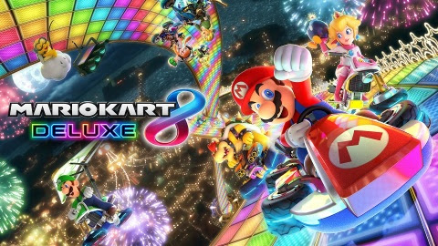 The solid sales numbers for Mario Kart 8 Deluxe equate to an attach rate of 45 percent - meaning nea ...