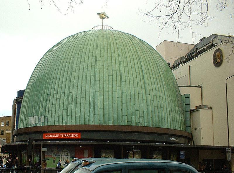 Музей Тюссо в Лондоне