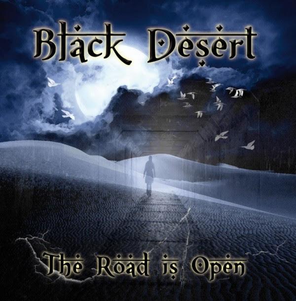 PORTADA THE ROAD IS OPEN-BLACK DESERT (Medium)