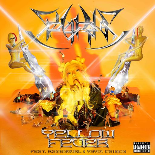 Pyra - yellow fever (feat. Ramengvrl & Yayoi Daimon)