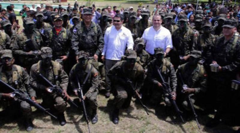 desparasitar a Honduras