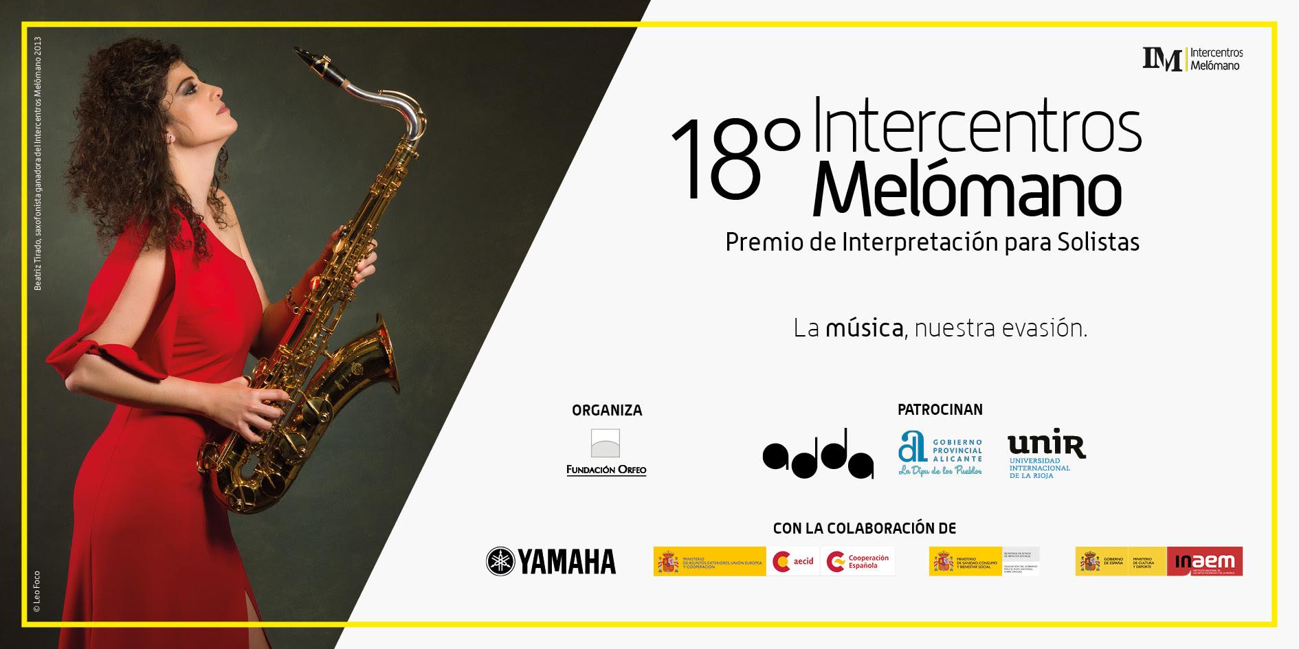 Imagen Intercentros Melómano 2019