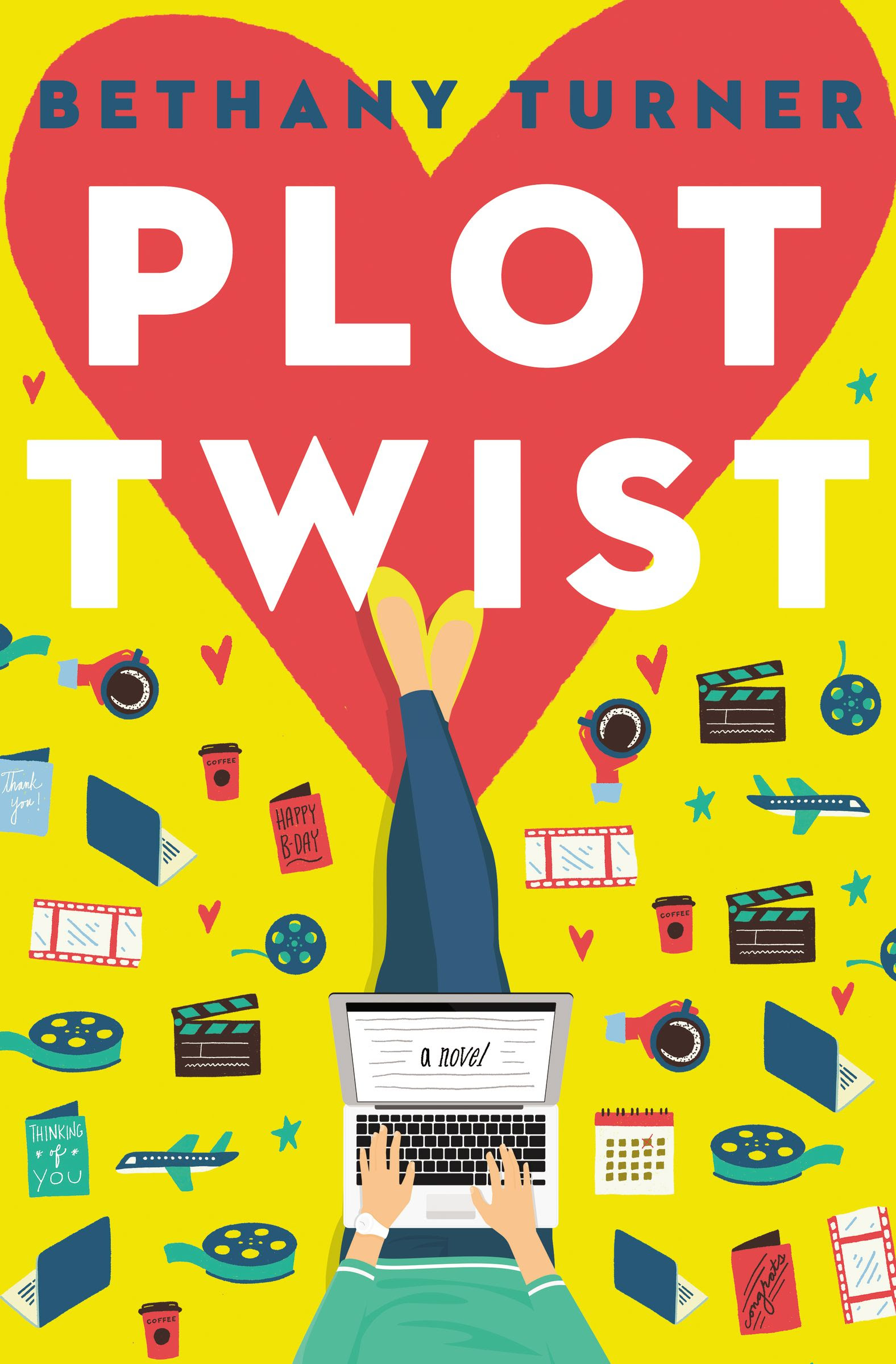 ✔️ Download Plot Twist - Bethany Turner PDF ✔️ Free pdf download ✔️ Ebook ✔️ Epub