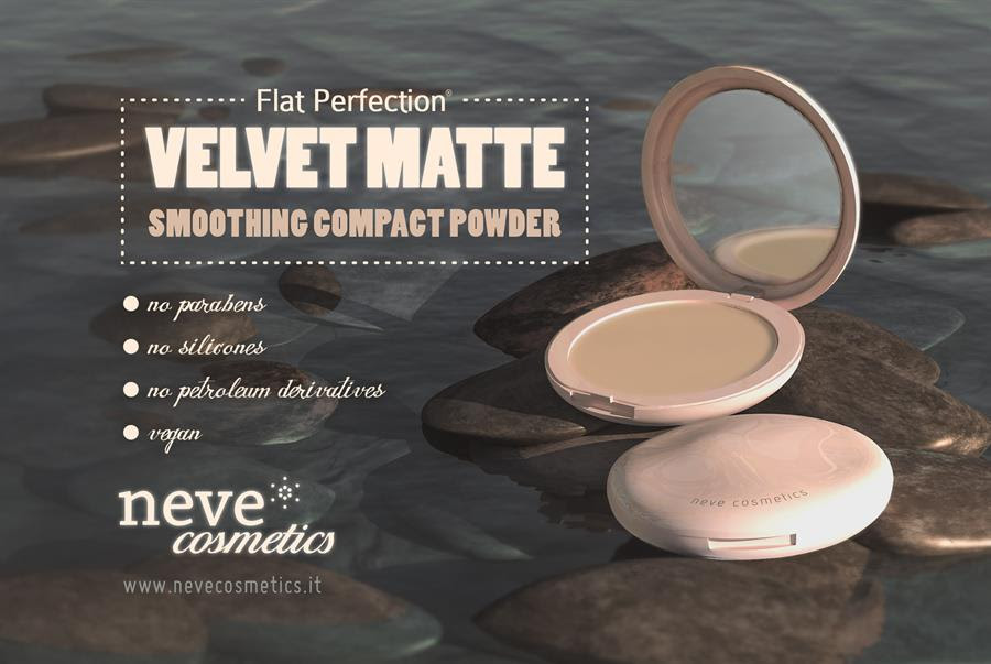 Neve Cosmetics Velvet Matte Smoothing Powder