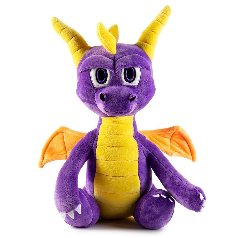 Spyro the Dragon HugMe Vibrating Plush
