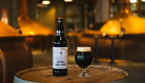 COMING SOON: BARREL AGED PURPLE VELVET STOUT