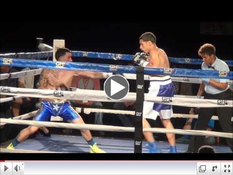 Emmanuel Rodriguez vs Jaxel Marrero