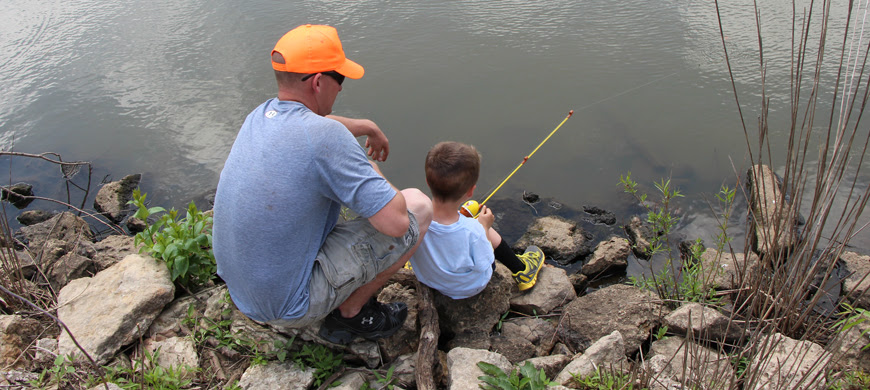 Kansas outdoors information and events for Kdwp fishing report