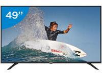 Smart TV 4K LED 49? Semp SK6000 Wi-Fi