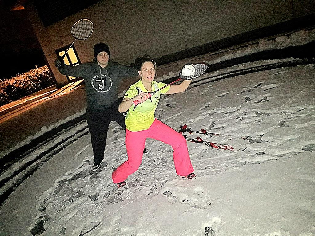 Résultats du concours photo neige : Michaël et Océane