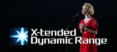 X-tended Dynamic Range