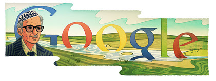 A Google doodle for al-Jawahiri, which must be another sort of death.