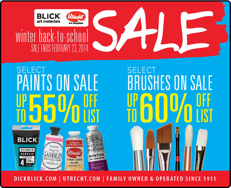 Winter Back to School Sale