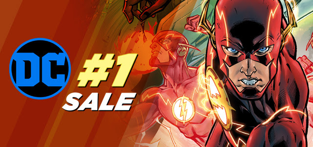 DC Number One Sale