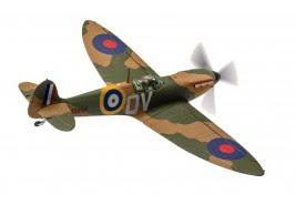 AA39214   Corgi 1:72   Supermarine Spitfire Mk.1a N3200 'QV' RAF No.19 Squadron Dunkirk evacuation May 1940