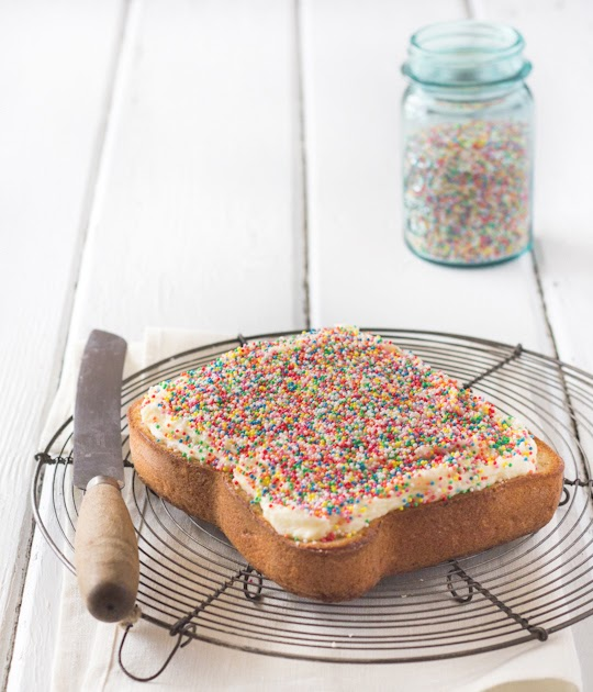 Giant Fairy Cake Recipe