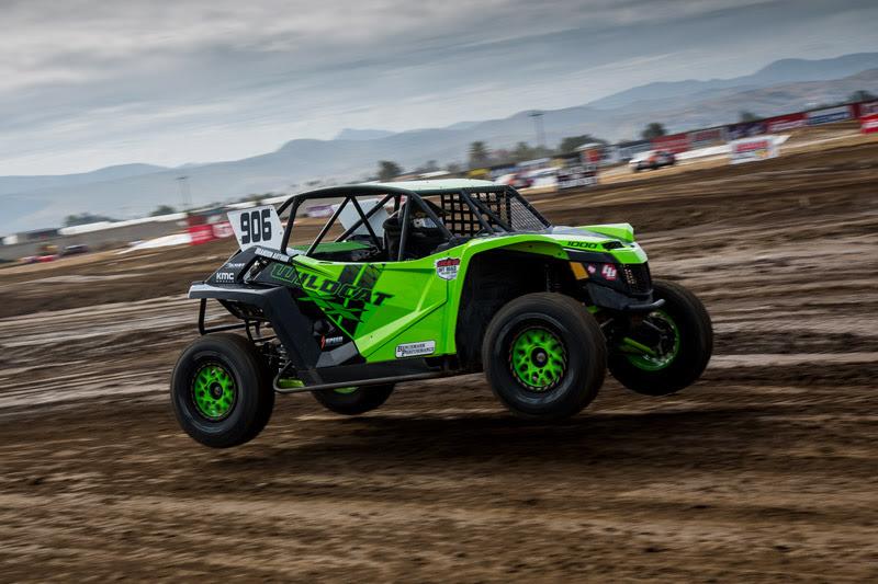 Brandon Arthur, Textron Wildcat XX, KMC Wheels, Toyo Tires, Baja Designs, Bink Designs