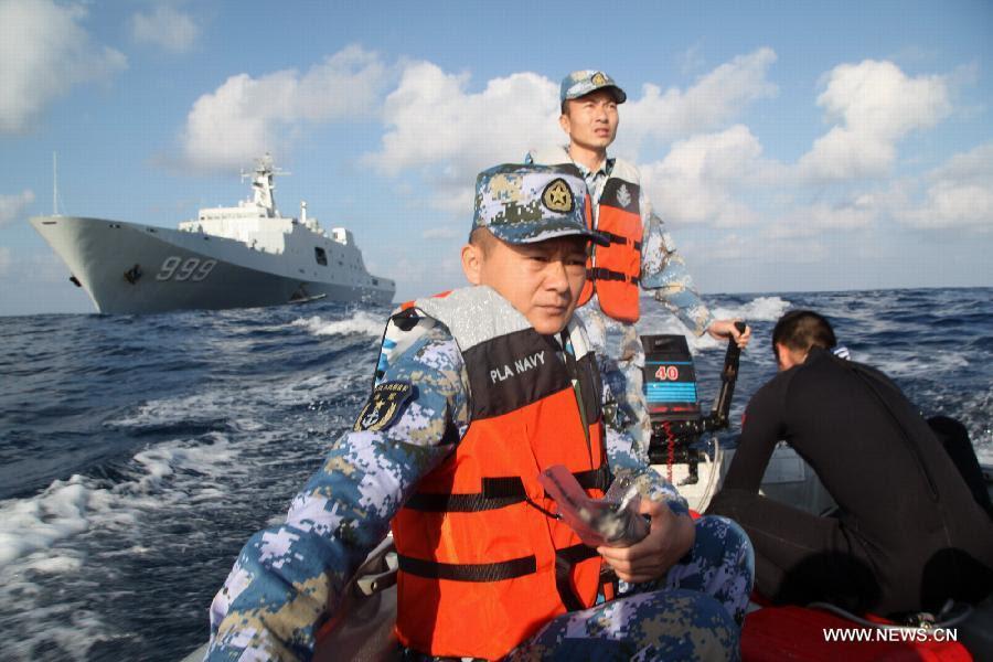 Trung Quốc, Bá quyền nước lớn, độc chiếm Biển Đông