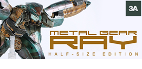 METAL GEAR RAY HALF-SIZE EDITION