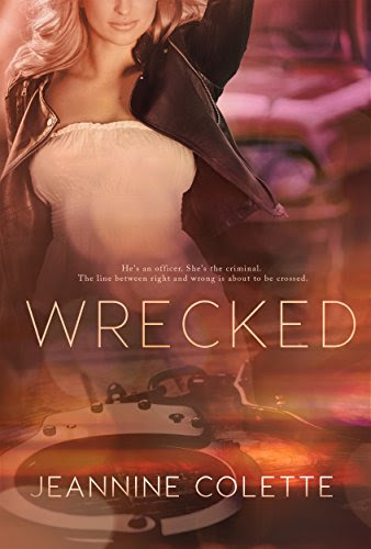 Cover for 'Wrecked'