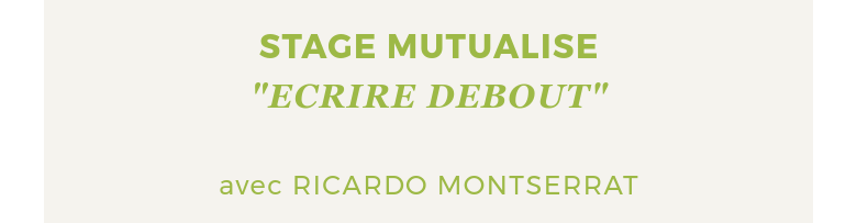 STAGE MUTUALISE