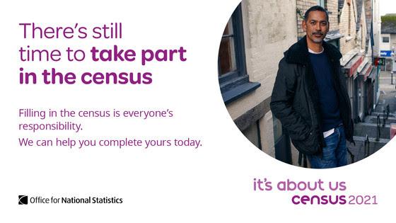 Census Is Still Open