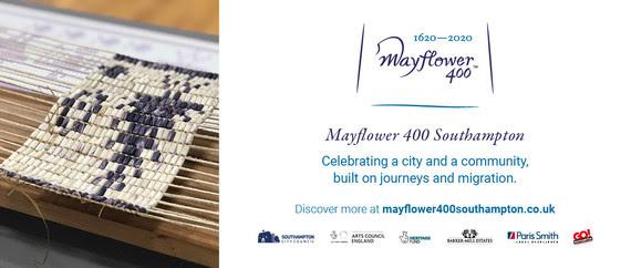 Mayflower 400 footer v1 wampum belt