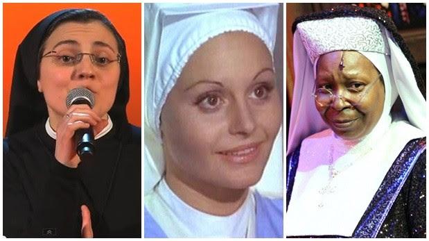 """A propósito de """"La Voz"""": seis monjas que cantan en películas"""