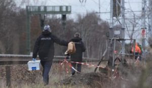 Germany: Cops find Islamic State flag at railway site where vandals damaged cable and wires to cause a train wreck