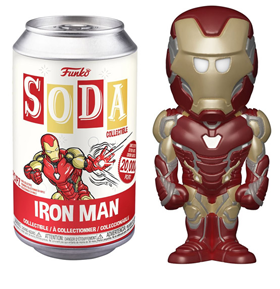 Avengers: Endgame Vinyl Soda Iron Man Limited Edition Figure