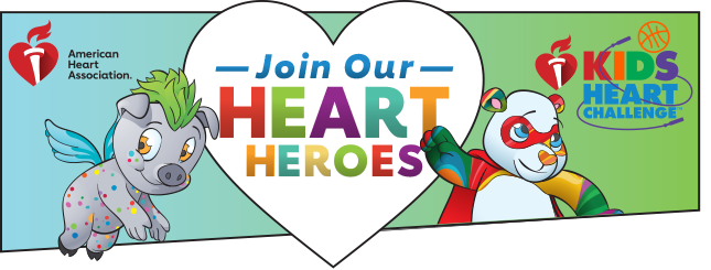 american heart association kids heart challenge