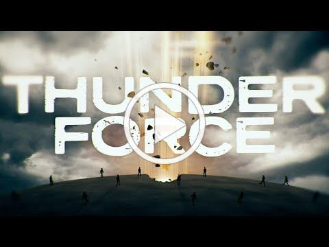 Thunder Force (Official Lyric Video)