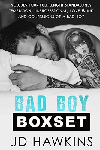 Cover for 'Bad Boy Boxset'