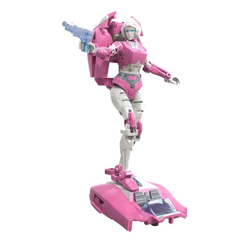 Image of Transformers Generations War for Cybertron Earthrise Deluxe Wave 2 - Arcee - JULY 2020