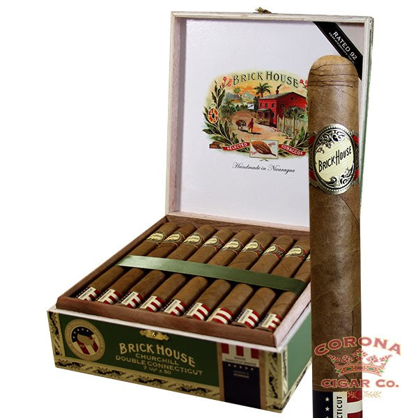 Image of Brick House Connecticut Churchill Cigars